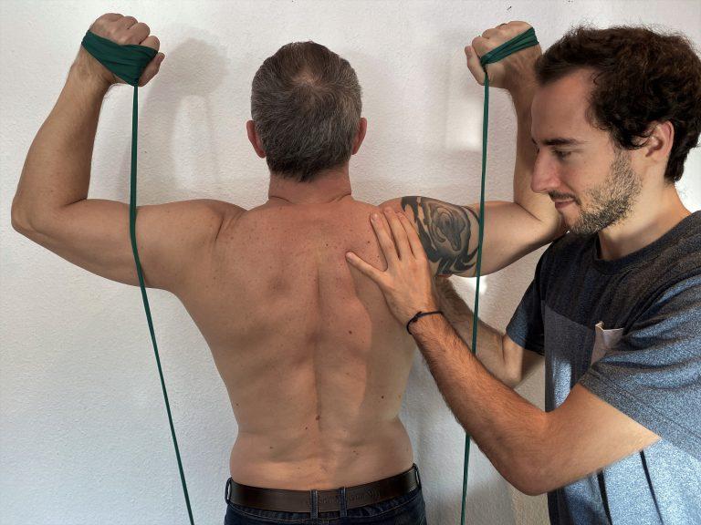 Jacob Wick von Phiysiotherapie F-R-E-I in Gutenstein: Jacob Wick BSc; Physio im Piestingtal